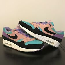 Nike Air Max 1 ND Have A Nike Day Purple Blue Coral BQ8929-500 Size 11.5 Atmos