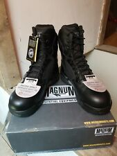 Magnum Stealth Force 8.0 SZ CT 5866 Mens Black Tactical Boots Shoes