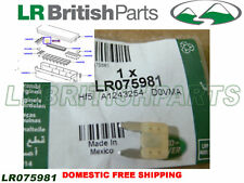 LAND ROVER 25 AMP CLEAR  MINI FUSE R ROVER 06-09 10-12 2013 ON NEW OEM LR075981