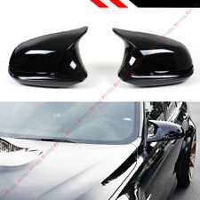 TRUE M4 SIDE MIRROR FULL HOUSING ASSEMBLY FOR BMW F22 F30 F32 F33 F36 GLOSSY BLK