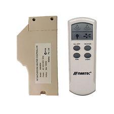 MARTEC Bathroom Heater Remote Control Kit.