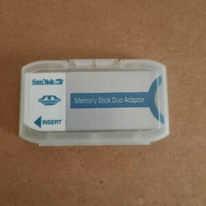 SanDisk 20-90-00125 Memory Duo Card Sony Stick adapter