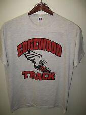 Edgewood High School Merritt Island Florida USA Hermes Winged Shoe T Shirt Lrg