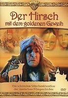 Der Hirsch mit dem goldenen Geweih von Alexander Rou | DVD | Zustand gut