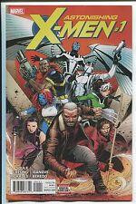 Astonishing X-Men #1 - Jim Cheung Art & Cover - Marvel Comics/2017