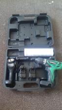 Hitachi Akkuschrauber, DS 10 DFL, Set im Koffer, Accuschrauber + Lampe