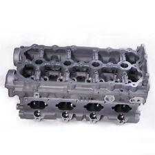 Motor Zylinderkopfe Ohne Ventile Versammlung Für VW Jetta AUDI A3 SEAT Skoda