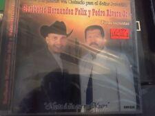 HASTA EL DIA QUE ME MUERA - HERIBERTO HERNANDEZ Y PEDRO RIVERA JR  - CD