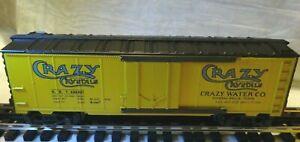 K-Line K646301 Crazy Crystal Classic Boxcar.