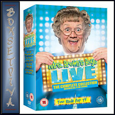 MRS BROWNS BOYS LIVE 2012 - 2015 COLLECTION  *BRAND NEW DVD BOXSET***