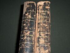1926 THE CAMERA MAGAZINE BOUND VOLUME LOT OF 2 - COMPLETE YEAR - R 1200