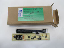 CONTROL PANEL, Twin Star Electric Fireplace Y16-C86-P32  PCBA 23211332FGL