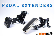 Driving Aids Auto Pedal Extenders / Extensions by National Mobility Products