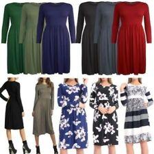 Robes sans marque, taille L pour femme