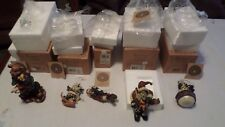 BOYDS BEARS CARVERS CHOICE LOT #10 NIB SET 5 OF  DIFFERENT ITEMS