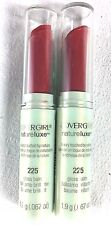 2 Covergirl Natureluxe Lip Gloss Balm 225 Anemone ~Discontinued~Lipstick