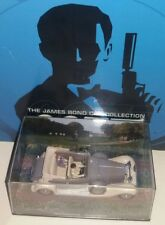 THE JAMES BOND CAR COLLECTION 007 #59 HISPANO-SUIZA + MAGAZINE MINT DIECAST