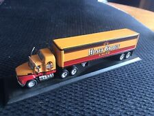 Matchbox Brewmasters Adult Collectible / Honey Brown Lager Ford Aeromax Semi
