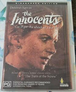 THE INNOCENTS 1961 All Region DVD Deborah Kerr Henry James The Turn Of The Screw