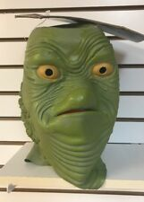 New CREATURE FROM THE BLACK LAGOON Rubber Mask Universal Studios