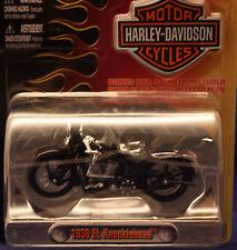Modell,Harley-Davidson, Maisto, 1936 EL Knucklehead.  Maßstab1:24