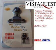 Genuine VistaQuest PC130B Digital Web Camera 1280x1024 for WDM / windows 98SE/XP