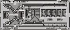 Eduard 1/72 F-16 ladder # 72493