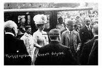 pt5425 - Ossett , King George V & Queen Mary Visit 1912 , Yorkshire - photo 6x4
