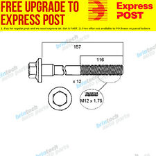 1994-1995 For Volvo 850 T5 R B5234 B5234T5 Head Bolt Set