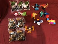 Skylanders McDonalds Happy Meal Toys Skylanders Lot of 15