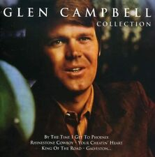 GLEN CAMPBELL (COLLECTION - GREATEST HITS 2CD SET SEALED + FREE POST)