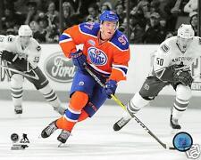 "Connor McDavid Edmonton Oilers 2015-2016 NHL Action Photo Spotlight ""In stock"""