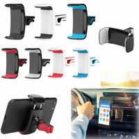 1pcs Universal 360 Degree Rotation Car Air Vent  Mobile Phone GPS Stand Mount