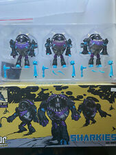 Unique Toys Sharkies UT-G02 Transformers Masterpiece Lot Sharkticons Uniquetoys