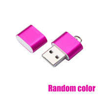 Memory Card Reader Adapter High Speed Mini USB 2.0 For Micro SD TF T-Flash