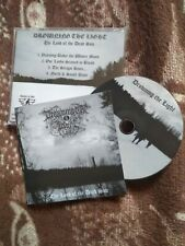 DROWNING THE LIGHT-the land of dead sun-CD-black metal