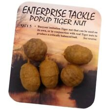 Enterprise Tackle Pop up Tiger Nuts - Carp Tench Coarse Imitation Fishing Baits