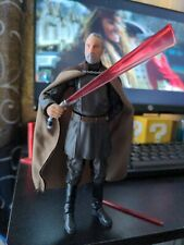 Hasbro Star Wars The Black Series Count Dooku Toy 6-inch Scale Star Wars: Attac?