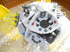 Used LEGO Star Wars Death Star (10188)