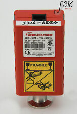 8884 EDWARDS ACTIVE PIRANI GAUGE D02187000 APG-MPB-15V-NW16