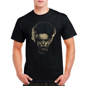 The Bride Of Frankenstein T-Shirt Classic Movie Monsters Birthday Gift