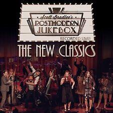 SCOTT'S POSTMODERN JUKEBOX BRADLEE - THE NEW CLASSICS (DVD+CD)   DVD+CD NEU