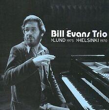 Lund 1975/Helsinki 1970 by Bill Evans (Piano)/Bill Evans Trio (Piano) (CD,...