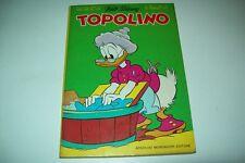 WALT DISNEY-TOPOLINO MICKEY MOUSE-LIBRETTO MONDADORI-N. 796-28 FEBBRAIO 1971