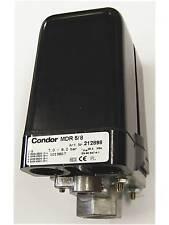 CONDOR-Druckschalter MDR 5/8 für Wasser u.Luftanlagen