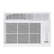 Haier QHV05LX 5,000 BTU Electric Room Window Air Conditioner Unit