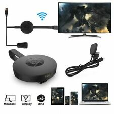 CHROMECAST WIRELESS MIRASCREEN HDMI DISPLAY DONGLE MEDIA VIDEO STREAMER GOOGLE