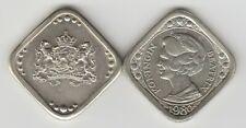 5 cent penning vierkant : Koningin Beatrix 1980 (41)