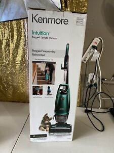 Kenmore Intuition BU4022 Bagged Upright Pet Friendly Lift-Up Carpet Vacuum