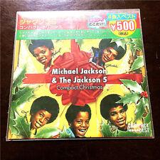 Michael Jackson The Jackson 5 Compact Christmas JAPAN MINI LP CD SEALED G-14919
